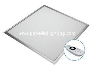 4500-4800Lm Flat led ceiling panel light with wireless TOUCH PANEL Controller