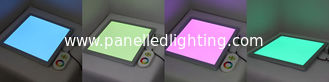 300 x 300mm Red Green Blue RGB LED Panel Light with Wireless remote control