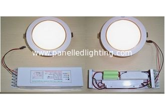 SMD2835 18w round led rechargeable emergency light for home , hotel , office , hospital